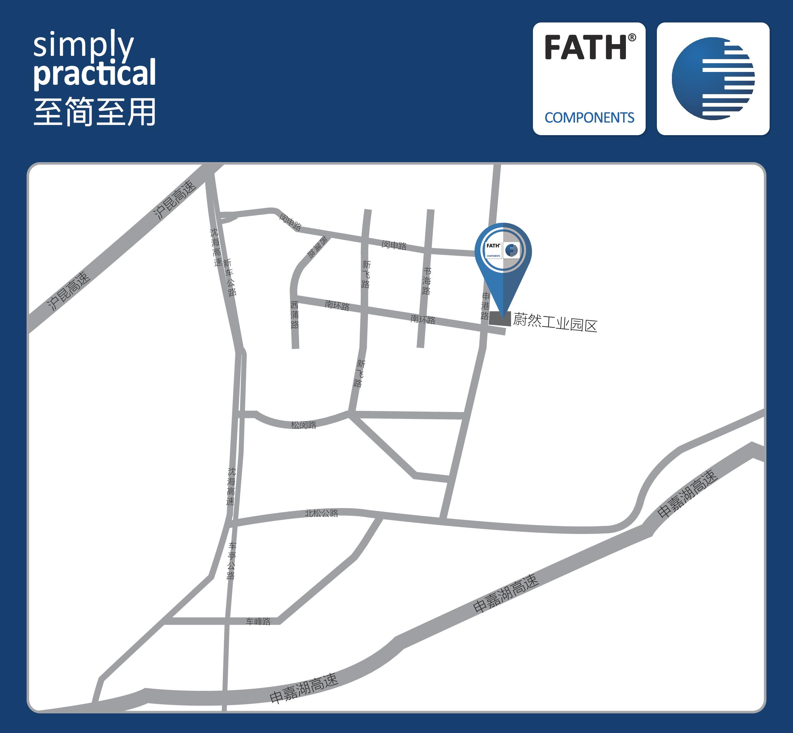 FATH地图